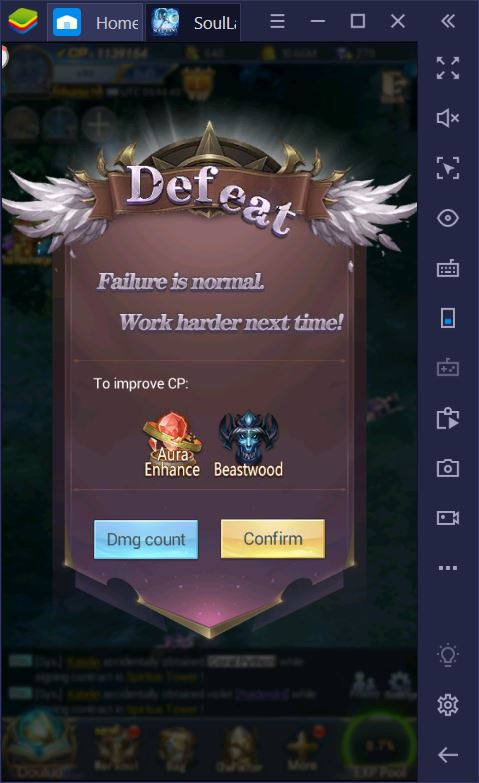 How to Maximize Your CP in Soul Land: Awaken Warsoul on PC