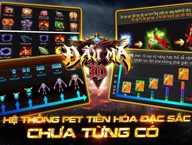 Chơi Đấu Ma 3D on PC 5