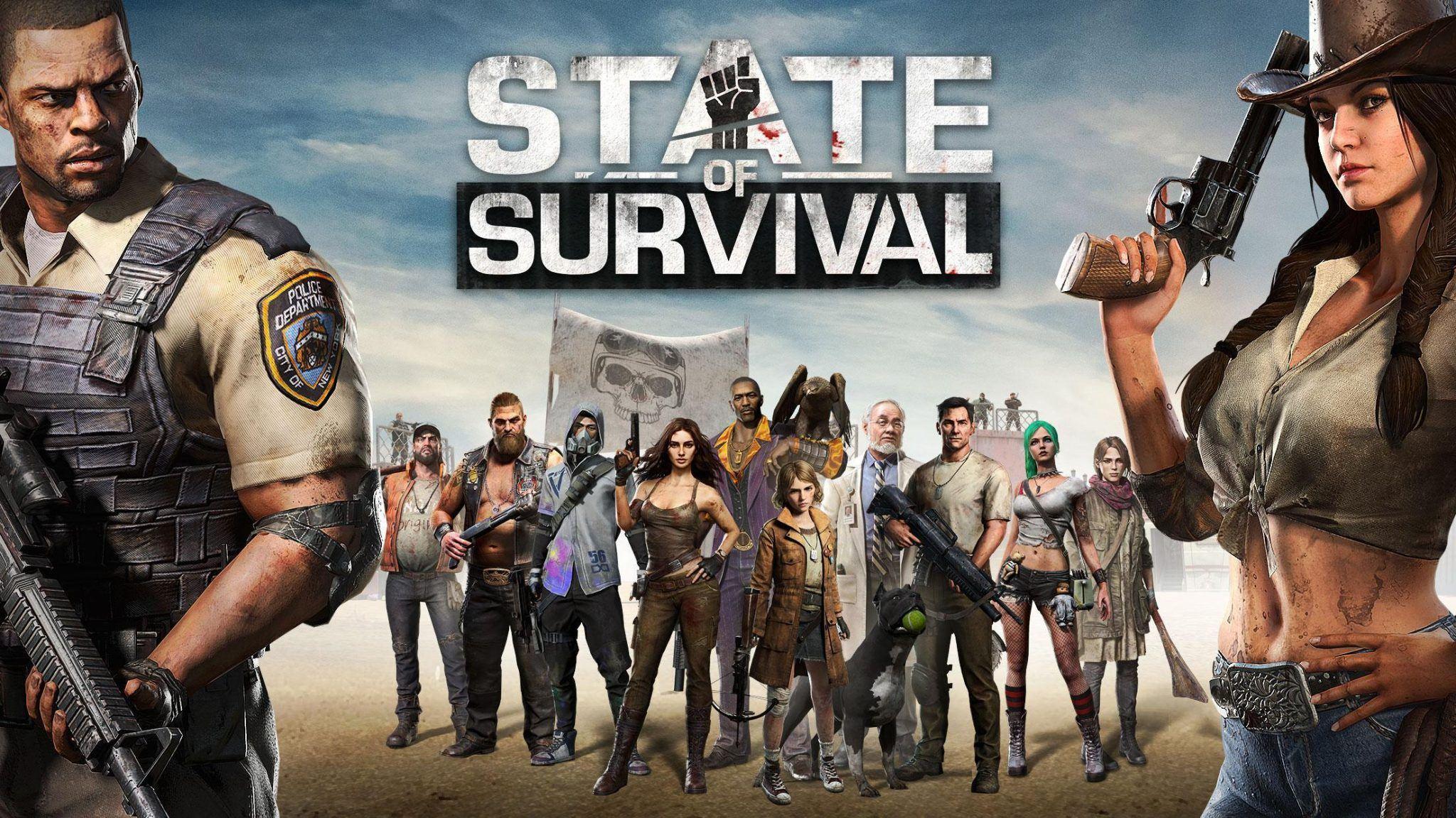 State Of Survival'ı Bilgisayarınızda Oynayın, Zombileri Yenmek İçin BlueStacks Kullanın