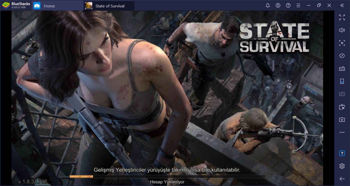 Yeni Başlayanlar İçin State Of Survival Rehberi
