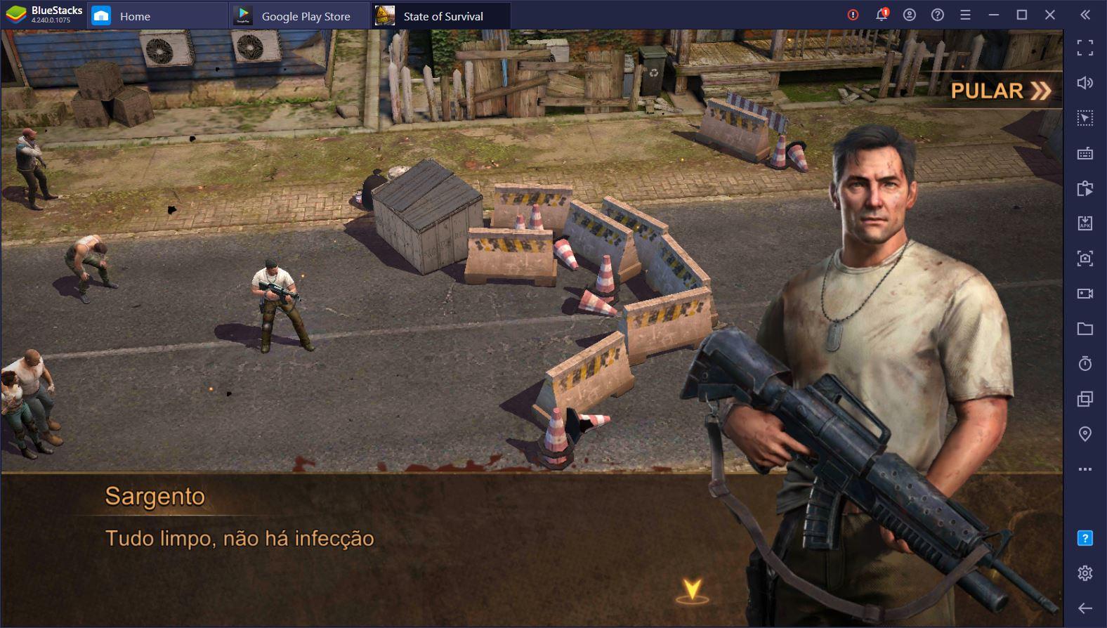 Dicas para melhorar seus heróis e seu poder de batalha no State of Survival