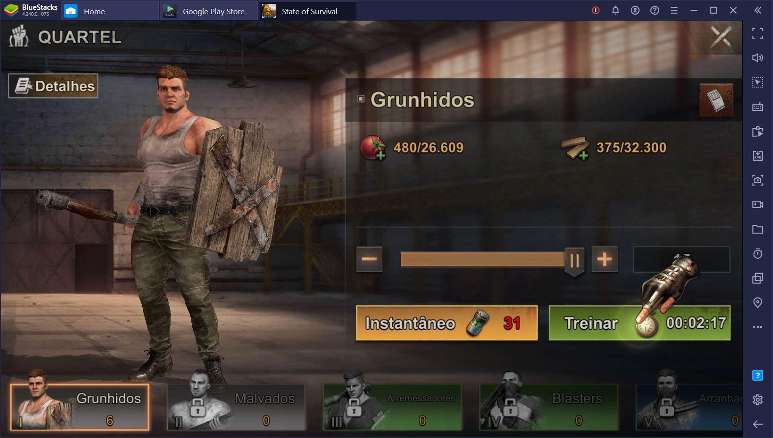 State of Survival no PC: Guia para novos jogadores