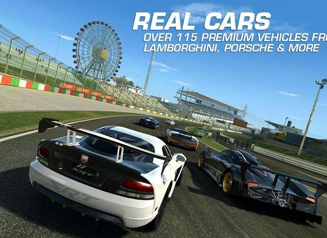 เล่น Real Racing 3 on PC 4