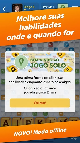Jogue New Words with Friends para PC 4