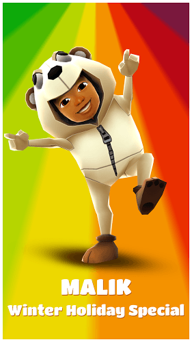 Spustit Subway Surfers on PC 12