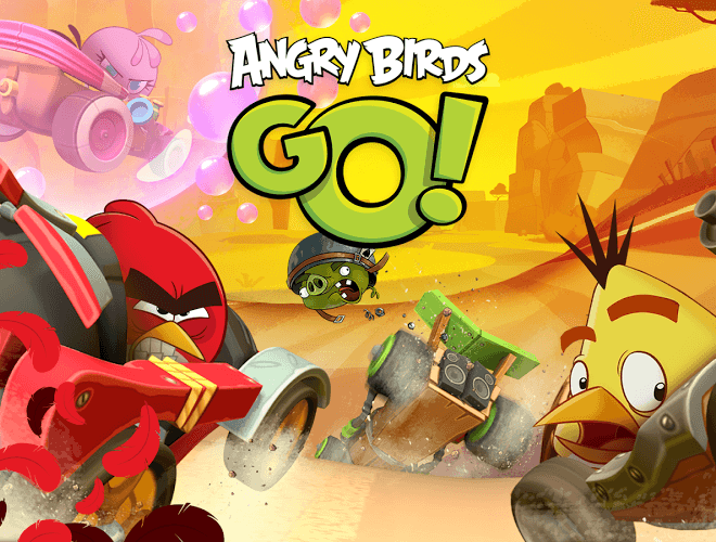 Play Angry Birds Go! on pc 13