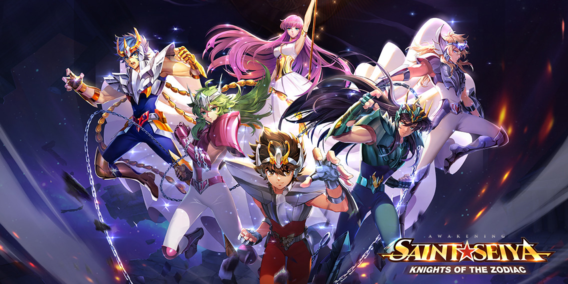 Saint Seiya Awakening to Introduce PvE Game Mode in Christmas Update