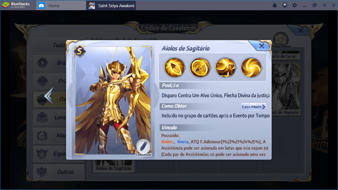 Saint Seiya Awakening: Knights of the Zodiac Guia para os Melhores Cavaleiros do Jogo