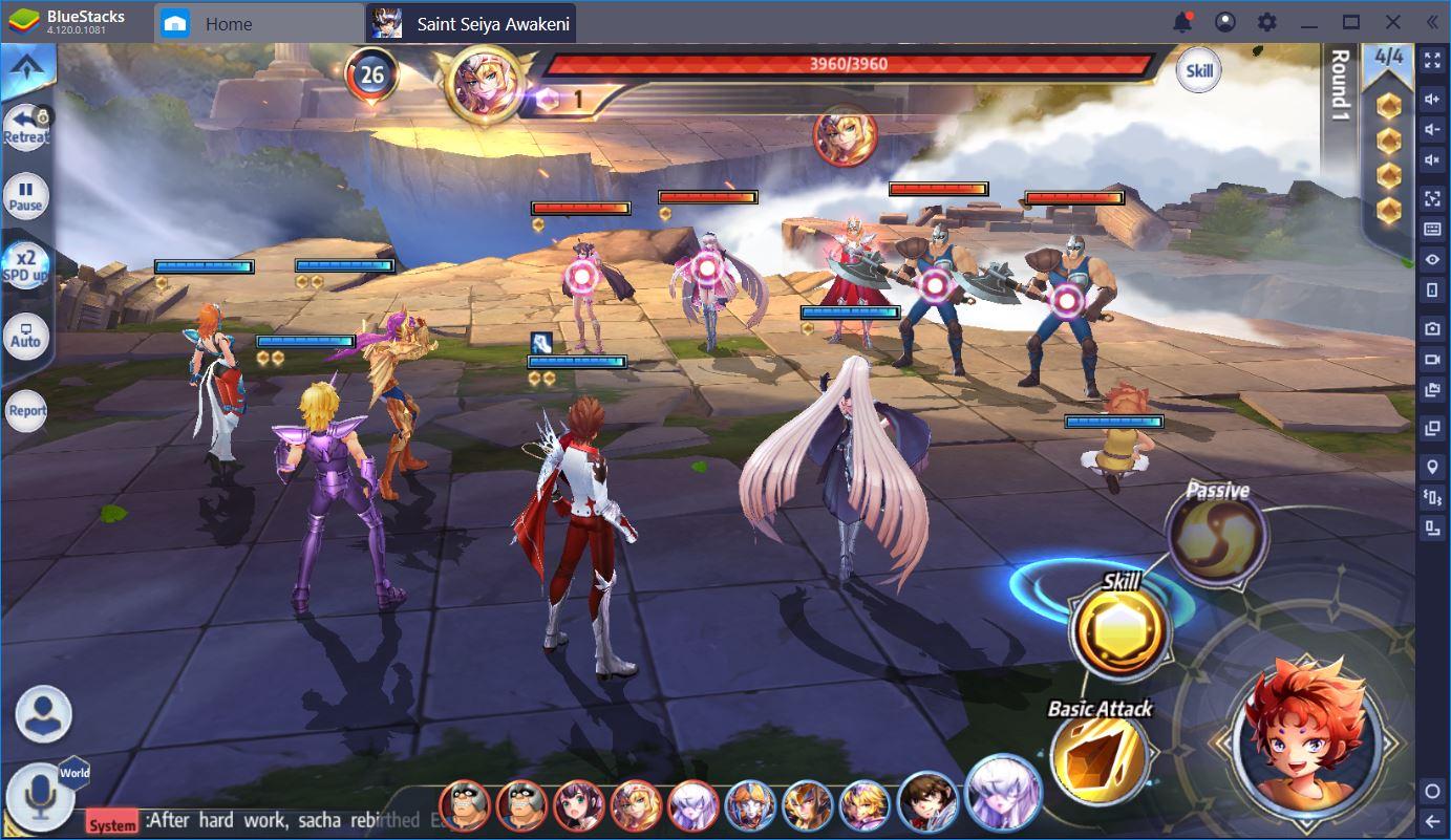 Saint Seiya Awakening: Athena Trial Guide