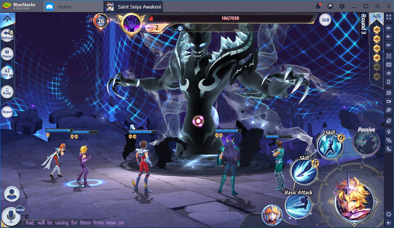 Saint Seiya Awakening: Knight of the Zodiac BlueStacks Kurulum Rehberi