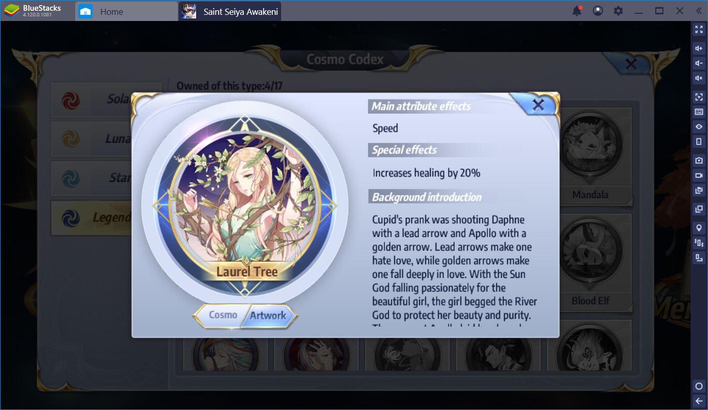 Saint Seiya Awakening: Cosmo Setups for the Best Saints and their Skill Priorities