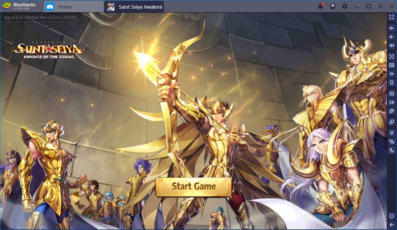 Saint Seiya Awakening: Knights of Zodiac Oyun İncelemesi