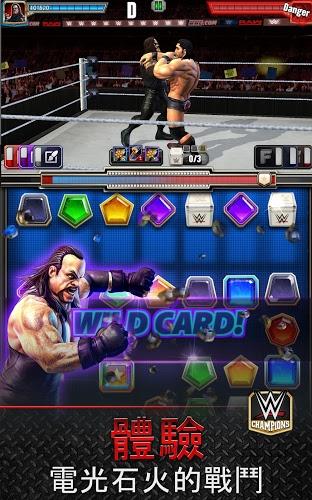 暢玩 WWE Champions Free Puzzle RPG PC版 12