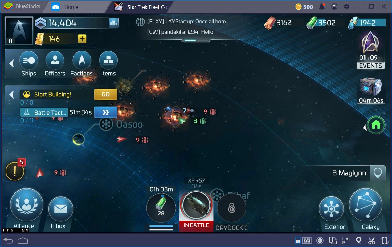 Star Trek Fleet Command on PC: Guide to the Best Early Game Ships