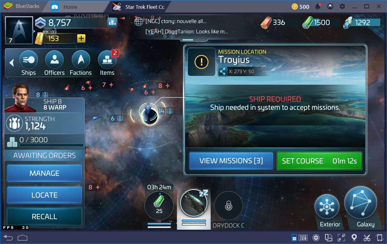 Star Trek Fleet Command on PC: Must Know Tips for Beginners