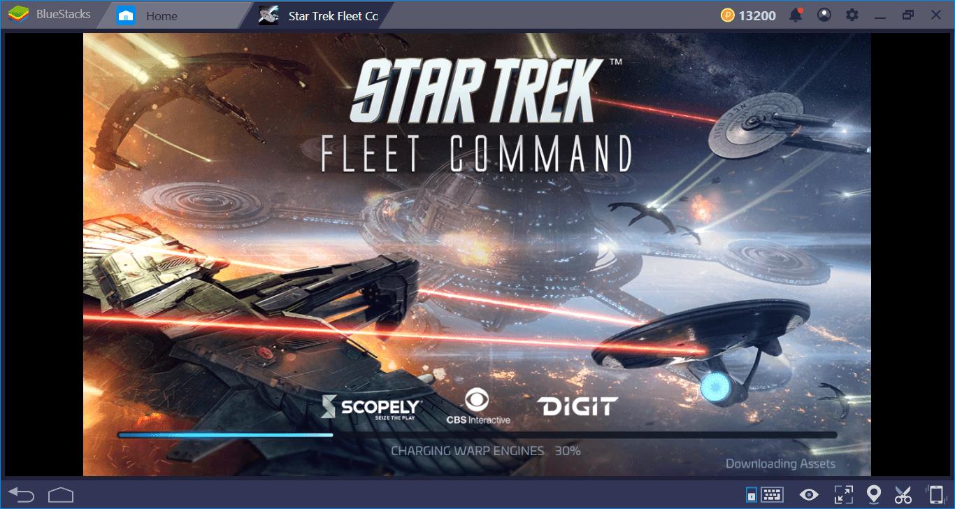 Venturing Where No Man Has Ever Gone Before: Star Trek Fleet Command on PC Review & Beginner's Guide