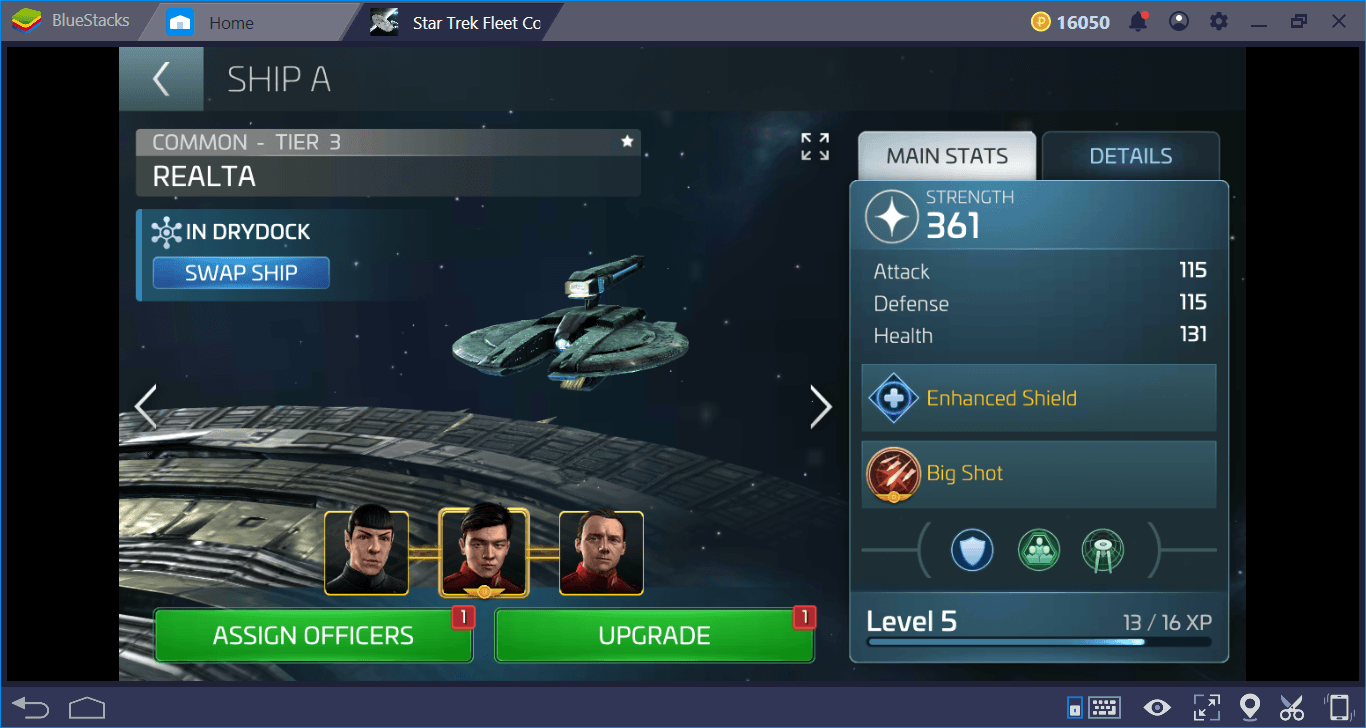 Star Trek Fleet Command Savaş Sistemi Rehberi