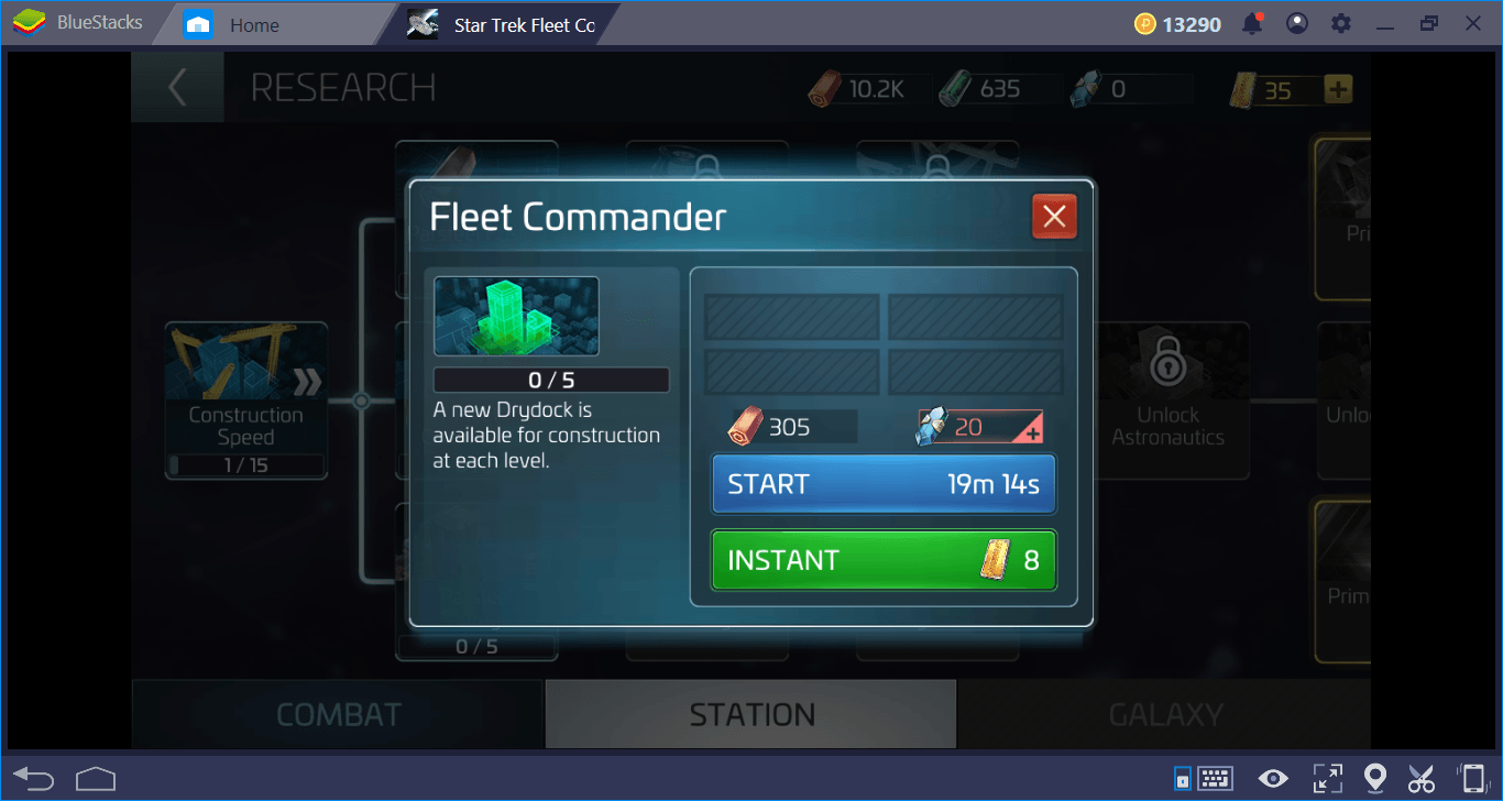Star Trek Fleet Command Ships Guide | BlueStacks 4