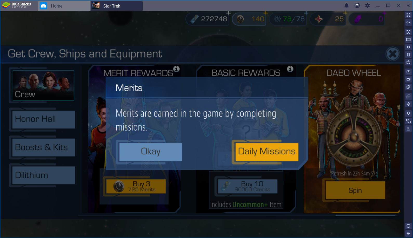 Star Trek Timelines: How to Play It for Free