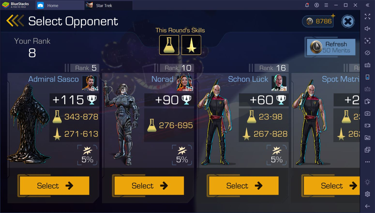 Star Trek Timelines on PC: How to Save and Use Chronitons