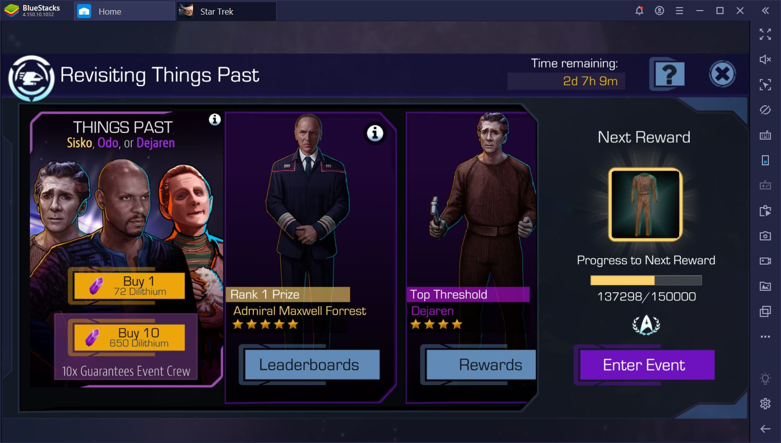Star Trek Timelines on PC: In-Depth Guide to Faction Events
