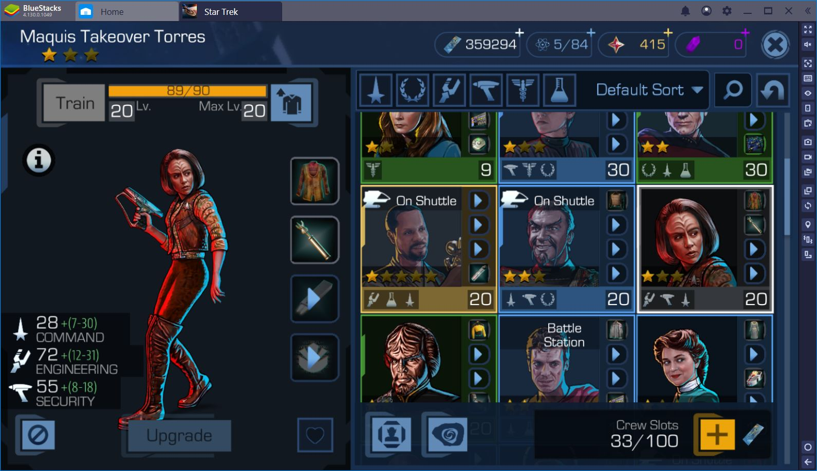 Star Trek Timelines: The Best Crew Recommendations for F2P Players