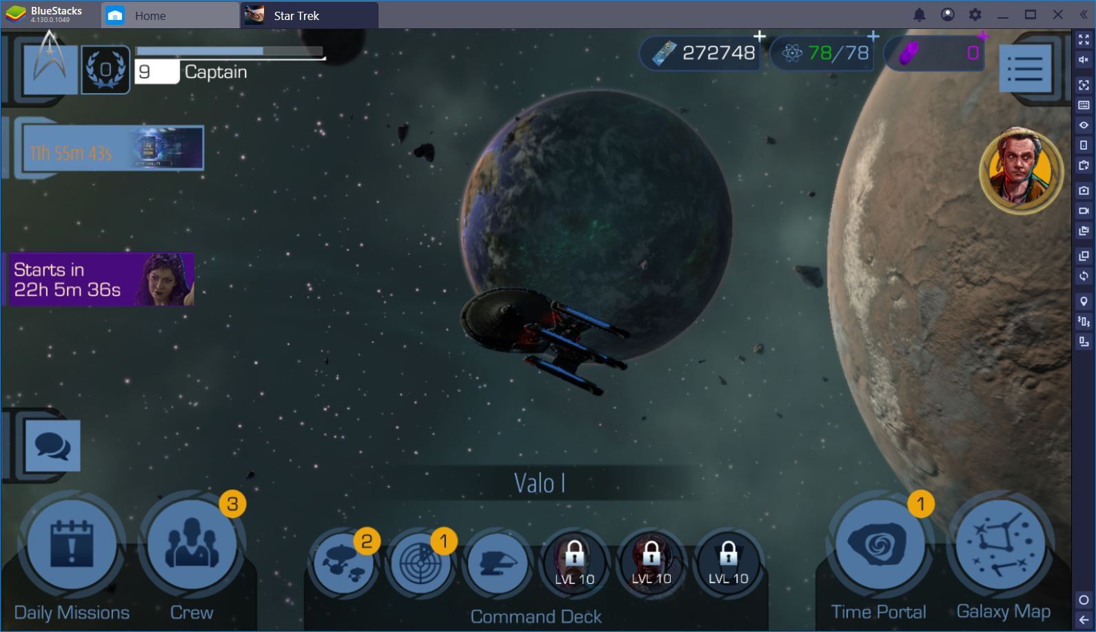 Star Trek Timelines: The Complete Guide to a Fantastic Early Game