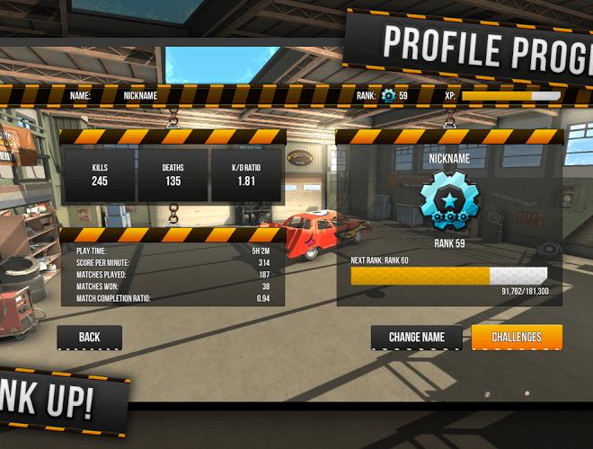 Play Demolition Derby Multiplayer on PC 6