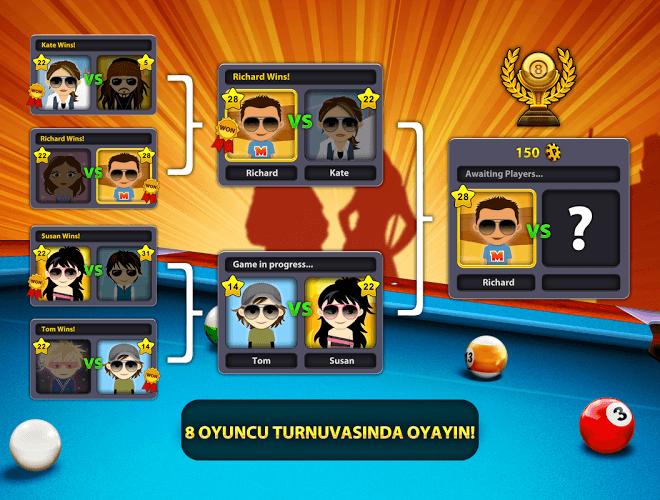 8 Ball Pool İndirin ve PC'de Oynayın 9