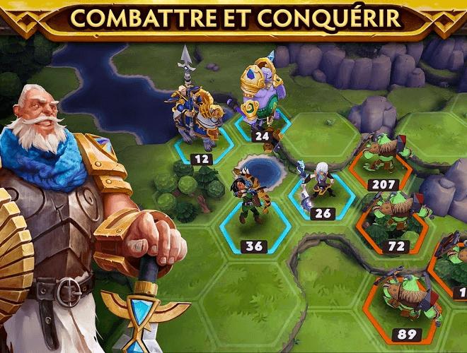 Jouez à  Warlords of Aternum sur PC 6