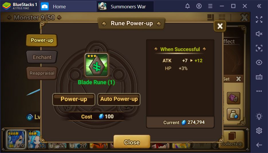 Summoners War on PC: The Beginner's Guide to Runes