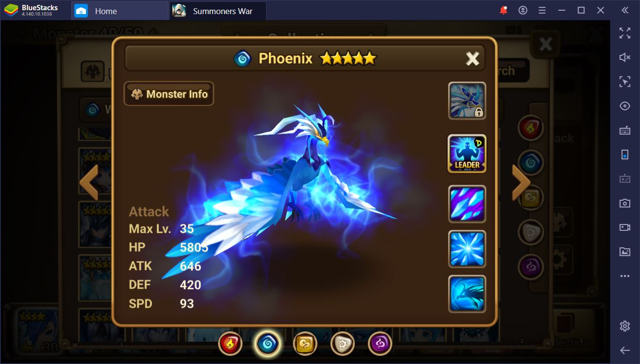 Summoners War on PC – Exceptional 5-Star Monsters