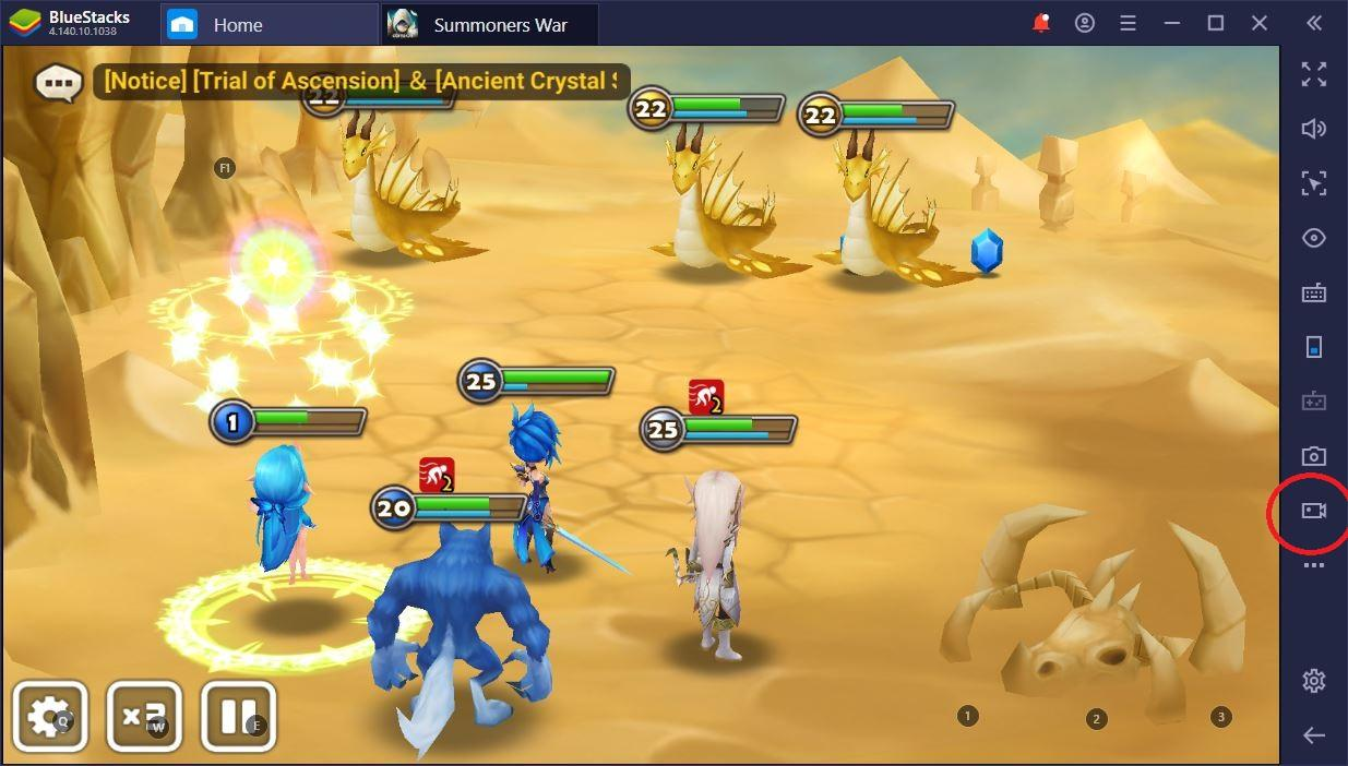 Summoners War on PC: How to Play It on BlueStacks