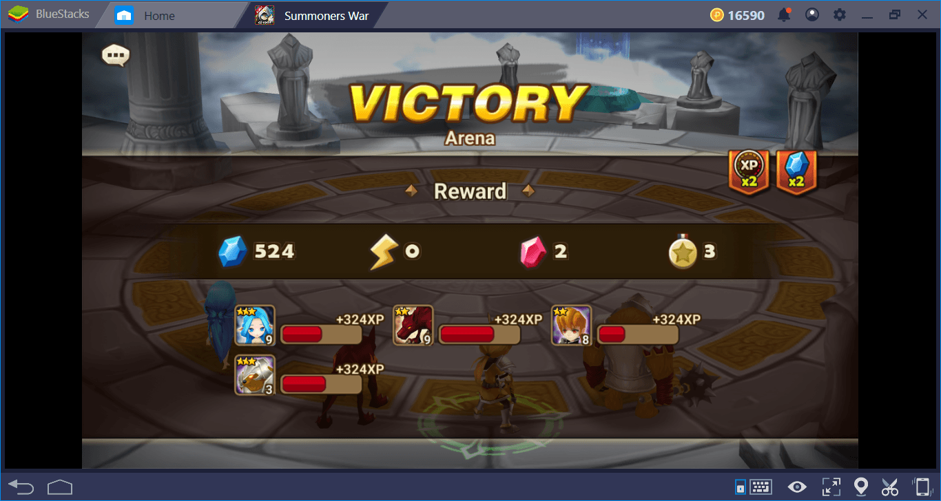 Summoners War Progression and Leveling Guide