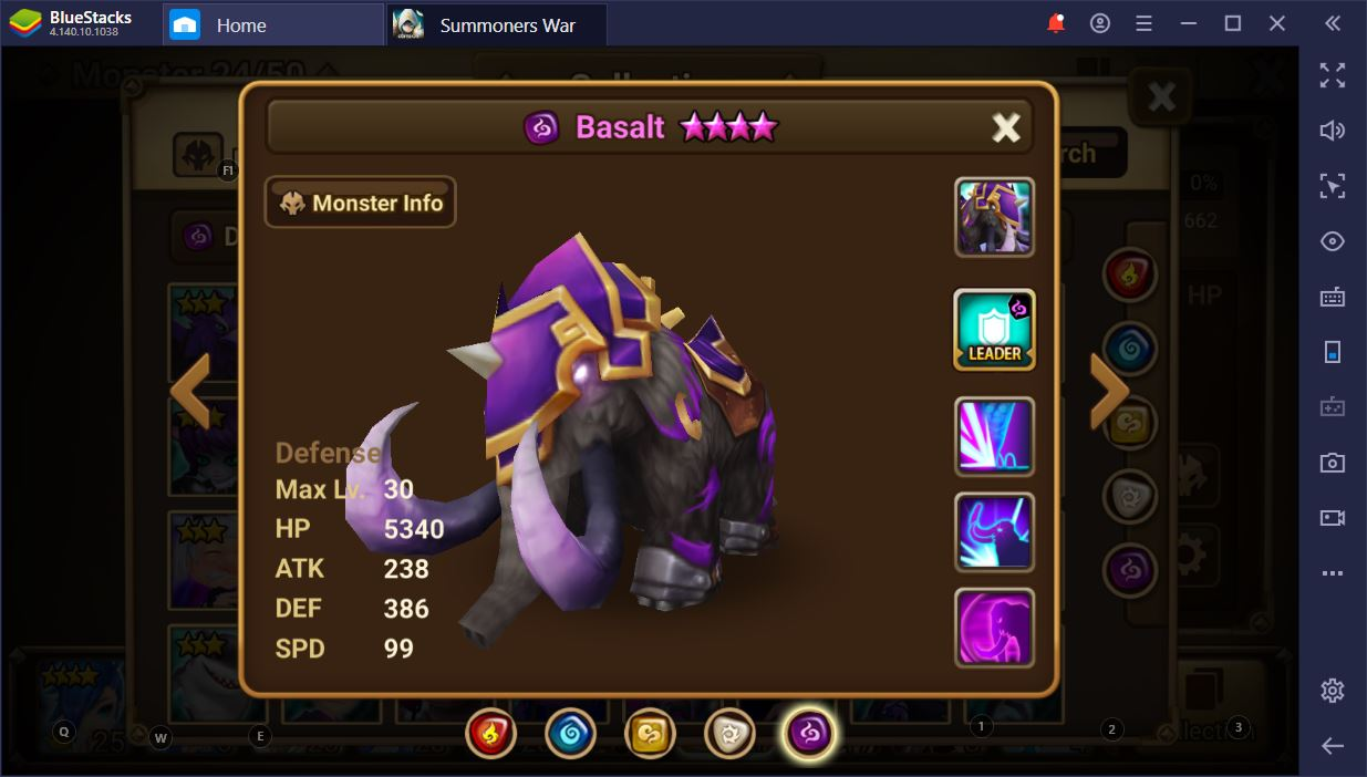 Summoners War on PC: The Best 3- and 4-Star Monsters