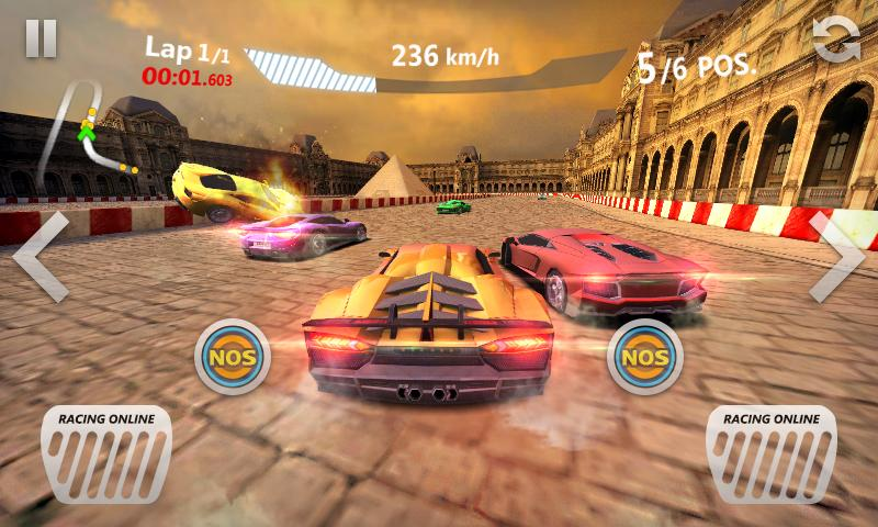 Play Sports Car Racing on PC 2