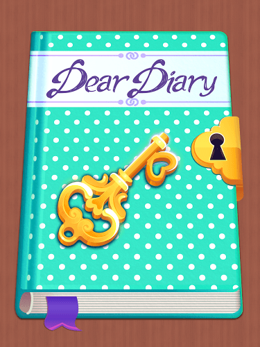 Main Dear Diary on pc 12