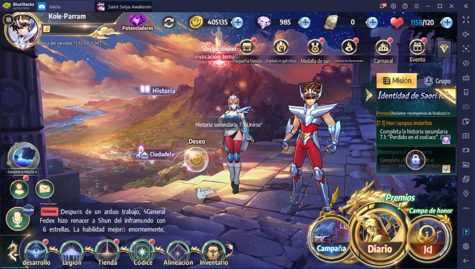 Saint Seiya Awakening – Cómo Invocar a los Mejores Personajes (Actualizado Para Julio 2020)