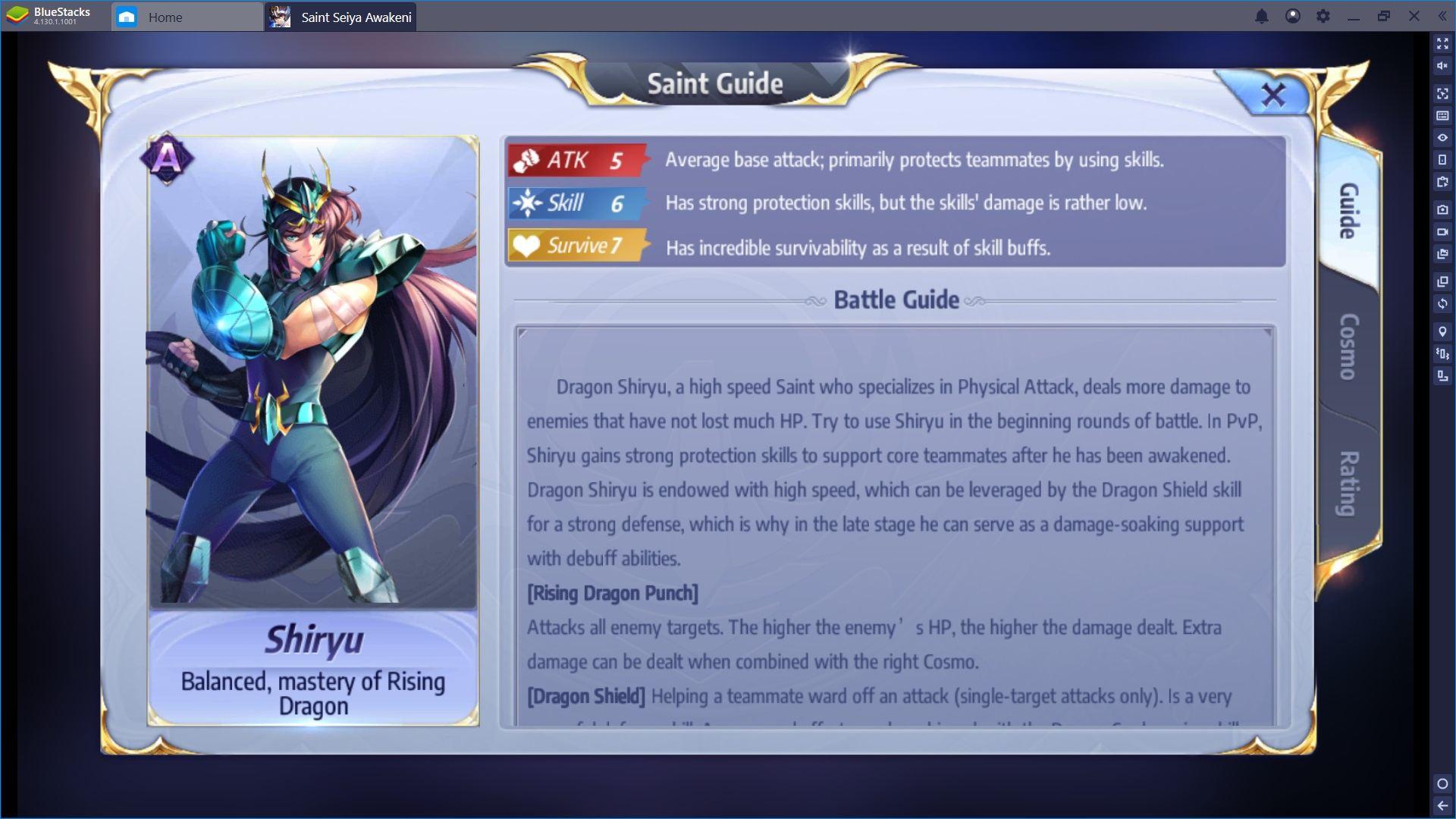 Introduzione a Saint Seiya Awakening – Il nuovo gioco dei Cavalieri dello Zodiaco!