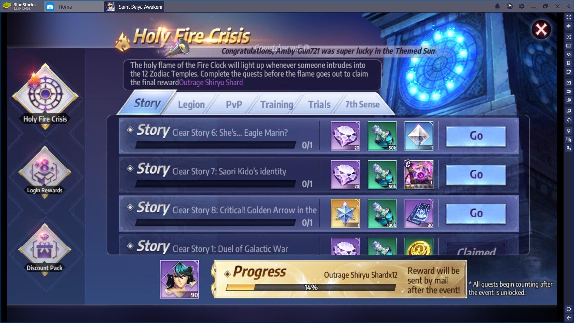 I Migliori Consigli per Saint Seiya Awakening