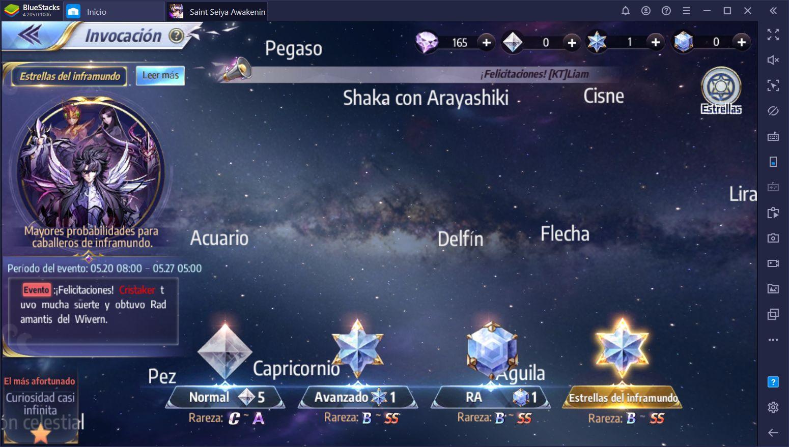 Saint Seiya Awakening en PC: Compilación de los Mejores Trucos, Consejos, y Tier Lists