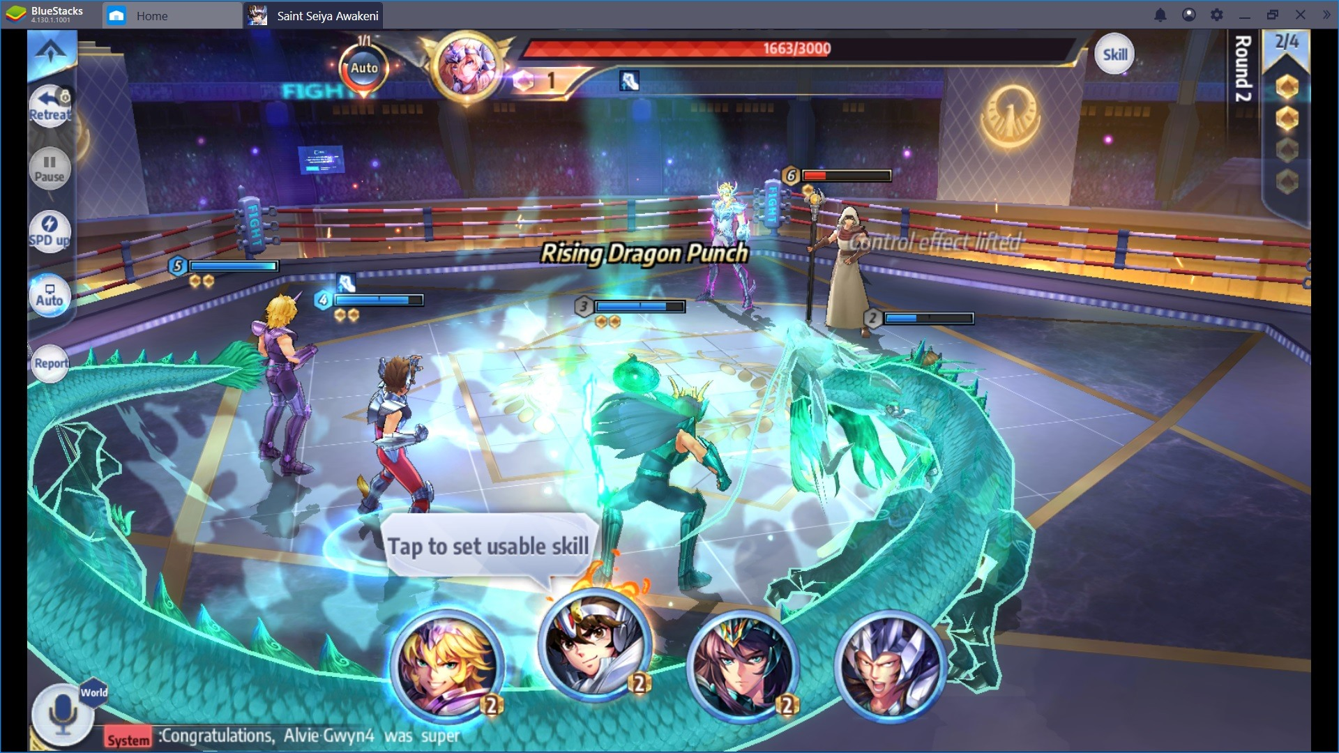Saint Seiya Awakening: ottimizza la tua esperienza di gioco con Bluestacks