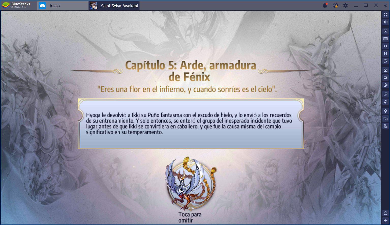 Saint Seiya Awakening: Consejos para Principiantes