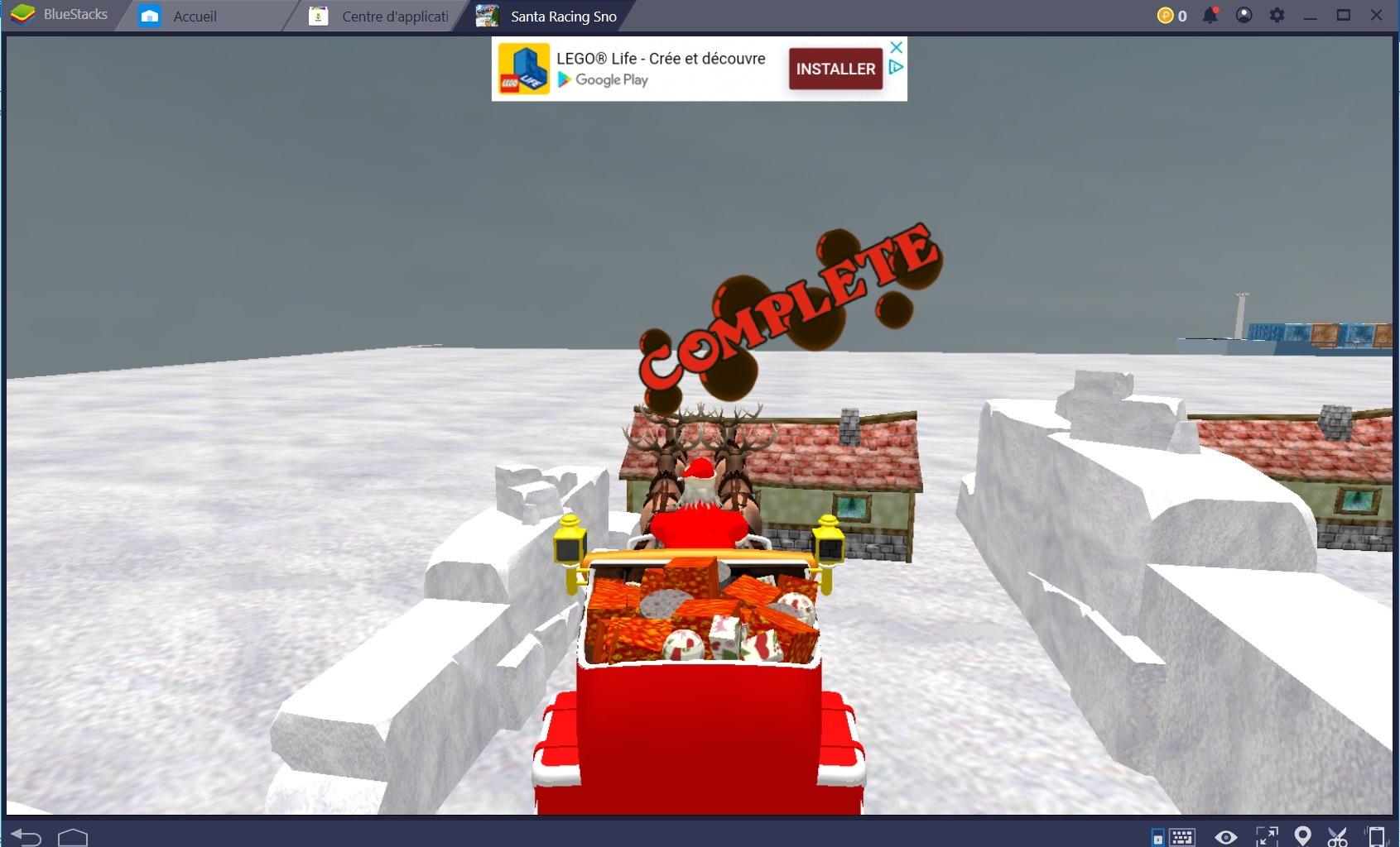5 jeux mobiles où cette année, le Père Noël, c'est vous !