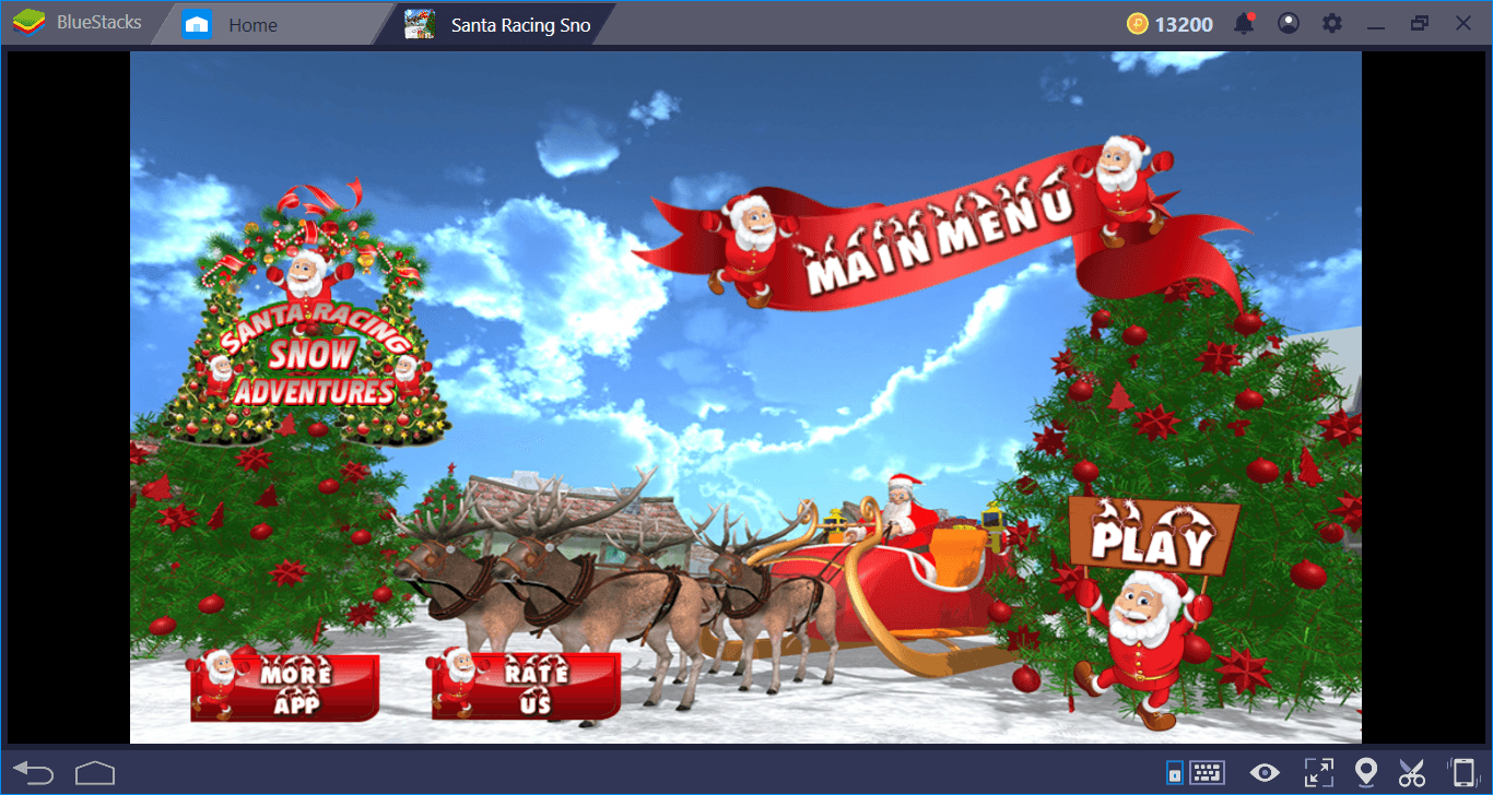 5 Games That Will Bring Santa Claus To Your Home