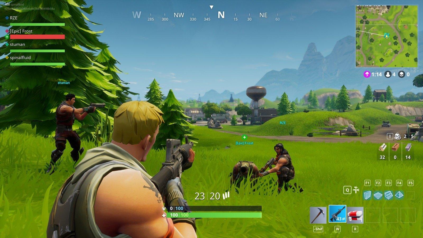 Mobile Battle Royale Oyunları Kapışıyor: Fortnite Yeni Kral Olabilir mi?