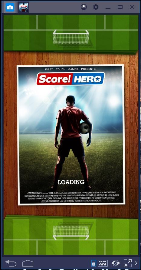 Score! Hero เกมฟุตบอลที่ไม่ต้องออกแรงวิ่งไปเตะเอง ใช้แค่นิ้วและทักษะการลากล้วนๆ