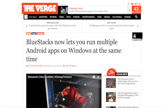 BlueStacks now lets you run multiple Android apps on Windows at the same time 4