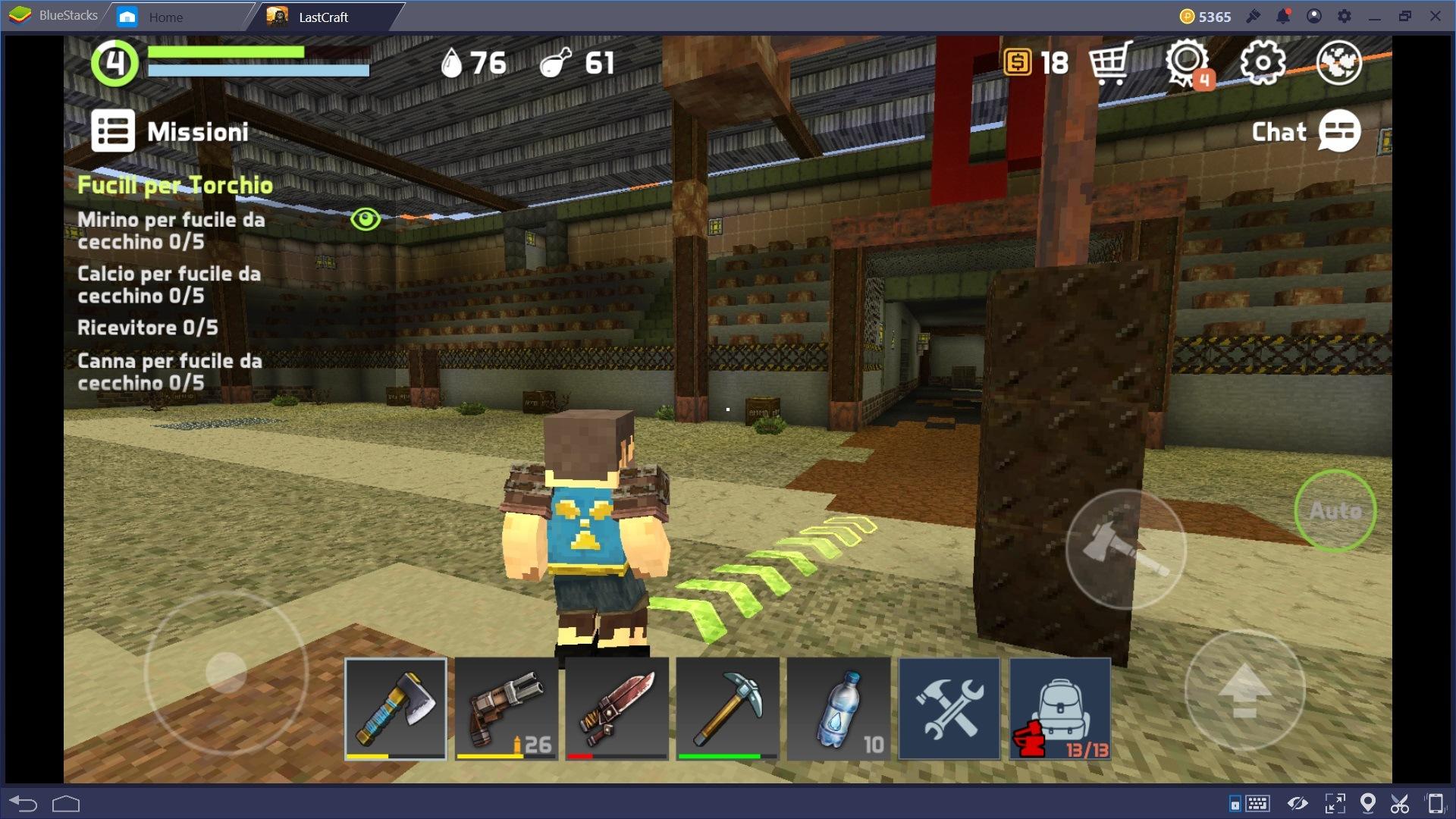 LastCraft Survival: PVP e personalizzazione del rifugio