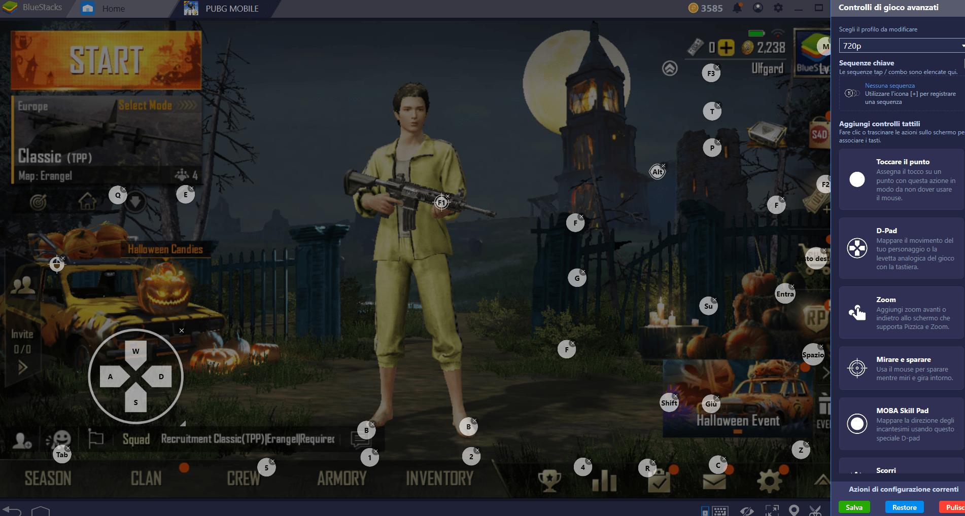 PUBG Mobile: diventa un vero pro gamer con le Sequenze chiave